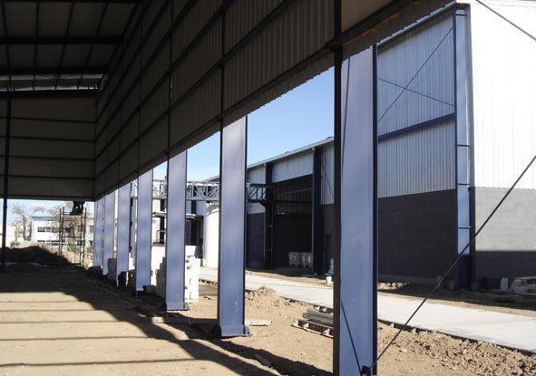 Proyectos y obras industriales